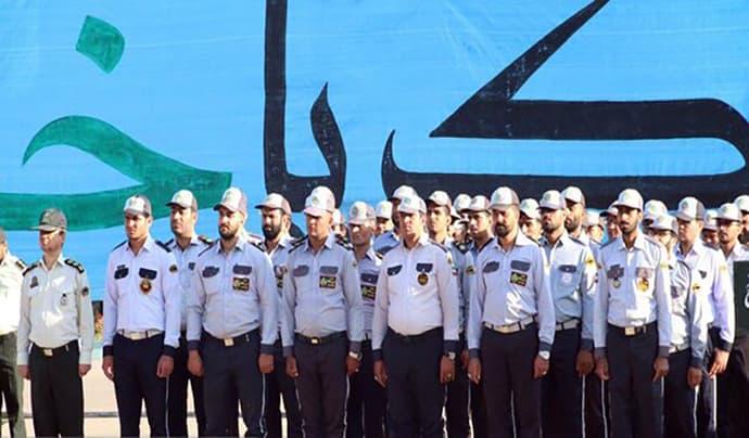 صبحگاه-مشترک-نیروهای-نظامی-و-حفاظتی-مراقبتی-یزد