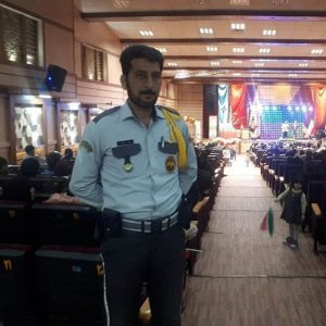تامین امنیت کنفرانس